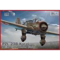 PZL 23B Karaś - Polish Light Bomber (Early) (NOWE FORMY) (1:72)