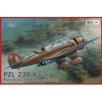 PZL.23B Karaś - Polish Light Bomber (Late production) (1:72)
