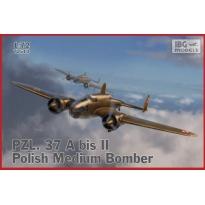 IBG 72513 PZL.37 A bis II Łoś - Polish Medium Bomber (1:72)