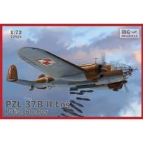 PZL 37 B II Łoś - Polish Bomber(1:72)