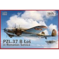 IBG 72516 PZL.37 Łoś B II in Romanian Service (1:72)