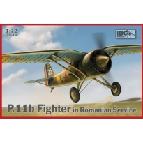 IBG 72518 P.11b Fighter in Romanian Service (1:72)