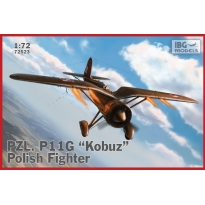 "PZL.P.11G ""Kobuz"" - Polish Fighter (1:72)"