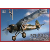 IBG 72524 PZL.P.24g in Greek Service (1:72)