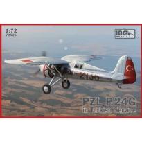 IBG 72525 PZL.P.24G in Turkish Service (1:72)
