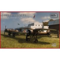 IBG 72529 Combat Trainers 2 in 1: PZL P.11a and PZL.23A Karaś (1:72)