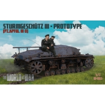 World At War StuG III 0-Serie (1:72)