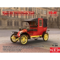 Type AG 1910 Paris Taxi (1:24)