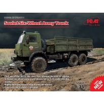 KAMAZ - Soviet Six-Wheel Army Truck (1:35)
