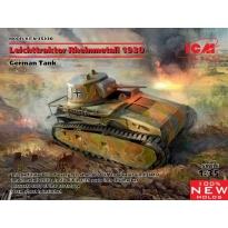 Leichttraktor Rheinmetall 1930, German Tank (1:35)