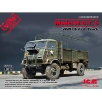 Model W.O.T.6 WWII British truck (1:35)