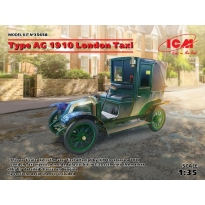 Type AG 1910 London Taxi (1:35)