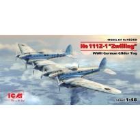 "He 111Z-1 ""Zwilling"", WWII German Glider Tug (1:48)"