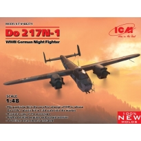 Do 217N-1, WWII German Night Fighter (1:48)