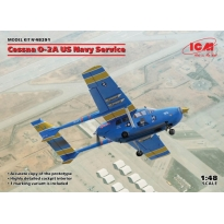 Cessna O-2A US Navy Service (1:48)