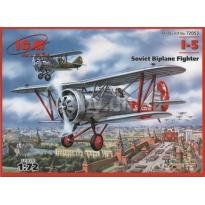 I-5 Soviet Biplane Fighter (1:72)