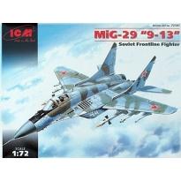 """MiG-29 """"9-13"""" Soviet Frontline Fighter (1:72)"""