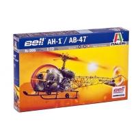 Bell AH-1 / AB-47 (1:72)