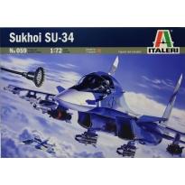 Sukhoi Su-34 (1:72)