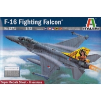 F-16 Fighting Falcon (1:72)