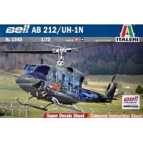Bell AB 212 / UH-1N (1:72)