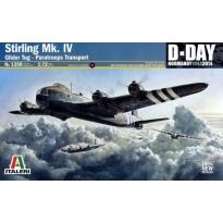 Short Stirling Mk.IV Glindertug / Par.Transp. (1:72)