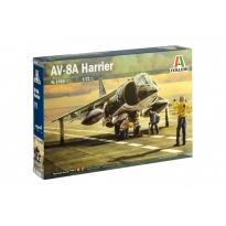 AV-8A Harrier (1:72)