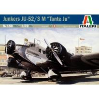 "Junkers JU-52/3 M ""Tante Ju"" (1:72)"