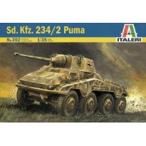 "Sd.Kfz.234/2 ""Puma"" (1:35)"