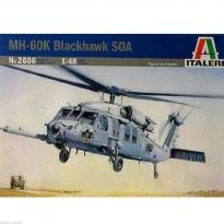 MH-60K Blackhawk SOA (1:48)