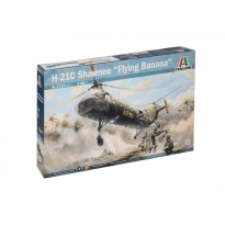 "H-21C Shawnee ""Flying Banana"" (1:48)"