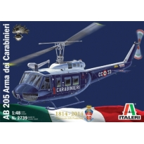 Ab205 Helicopter 200 Years Celebrate (1:48)