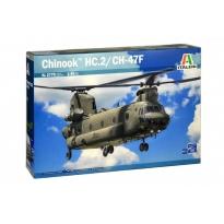 Chinook HC.2 CH-47F (1:48)