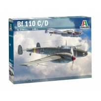 Bf 110 C/D (1:48)