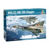 MiG-23 MF/BN Flogger (1:48)