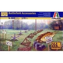 Battlefield Accessories WWII (1:72)
