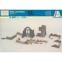 Walls and Ruins WWII (1:72)