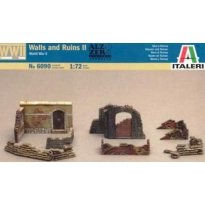 Walls and Ruins II WWII (1:72)
