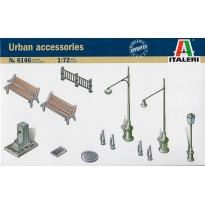 Urban Accessories (1:72)