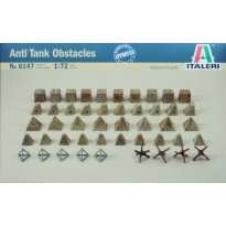 Anti Tank Obstacles (1:72)