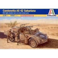 Camionetta AS 42 Sahariana (1:35)