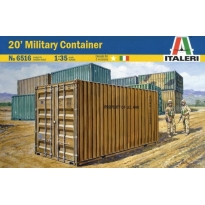 20' Military Container (1:35)