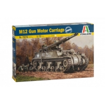 M12 Gun Motor Carriage (1:72)