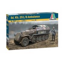 Sd.Kfz.251/8 Ambulance (1:72)