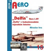 """Jakab Aero L-29 """"Delfín"""" v československém vojenském letectvu (1. díl)"""
