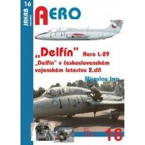 """Jakab Aero L-29 """"Delfín"""" v československém vojenském letectvu (2. díl)"""