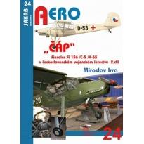 """Jakab Aero Fieseler """"Čáp"""" Fi 156/C-5/K-65 v československém vojenském letectvu 2.dil"""