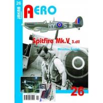 Jakab Aero Spitfire Mk.V 3.dil