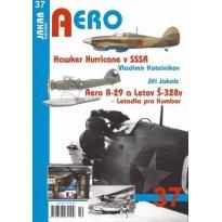 Jakab Aero Hawker Hurricane v SSSR/ Aero A-29 a Letov Š-328v - Letadla pro Kumbor