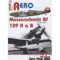 Jakab Aero Messerschmitt Bf 109 A a B